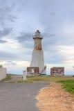 Phare de Roayl de port Images libres de droits
