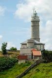 Phare de Santander Image libre de droits