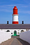 Phare de Souter Photo stock