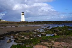 Phare de Southerness image stock