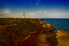 Phare de Tarbatness Photo stock