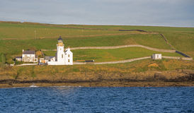 Phare de Thurso Photographie stock libre de droits