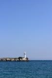 Phare de Yalta Photographie stock libre de droits