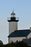 Phare du pontusval Photos stock