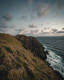 Phare en Byron Bay australie photos libres de droits