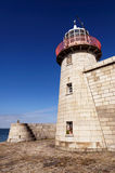 Phare en Irlande Photo stock