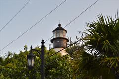 Phare Key West la Floride Image libre de droits