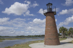 Phare Kissimmee la Floride Photographie stock