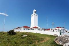 phare Marta Santa du Brésil Catarina Photos stock