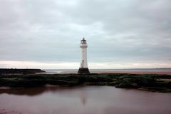 Phare neuf de Brighton Photographie stock