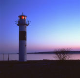 Phare pendant le summer.JH Photo stock