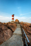Phare Phu Yen Images stock