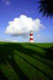 phare Plymouth R-U photos libres de droits