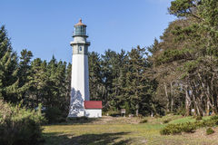 Phare : Port de gris Images stock