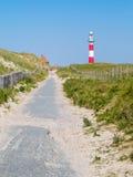 phare Rouge-blanc Images libres de droits