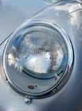 Phare sur la voiture de sport Image libre de droits