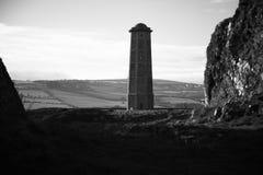 phare vieux wicklow Photos libres de droits
