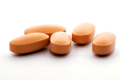 Pharma freddo Immagine Stock Libera da Diritti