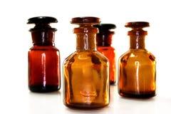 Pharmaceutical bottle Royalty Free Stock Photos