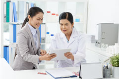 Pharmaceutical business Stock Photo