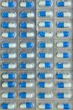 Pharmaceutical dosage form. Royalty Free Stock Image