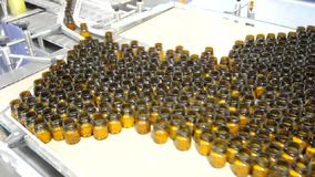 Pharmaceutical factory stock video footage