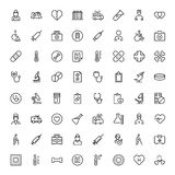Pharmaceutical flat icon. Pharmaceutical icon set. Collection of high quality black outline logo for web site design and mobile apps. Vector illustration on a Royalty Free Stock Photo