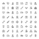 Pharmaceutical flat icon. Pharmaceutical icon set. Collection of high quality black outline logo for web site design and mobile apps. Vector illustration on a Stock Photo
