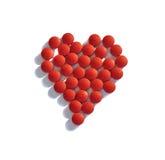 Pharmaceutical love Stock Image