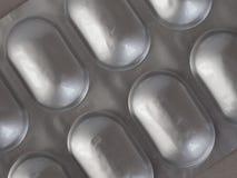 medical pills detail stock photos