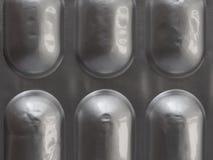 medical pills detail stock images