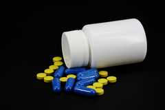 Pharmaceutical Products Stock Photo