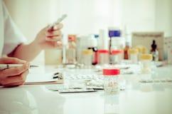 Pharmaceutical store Royalty Free Stock Photo