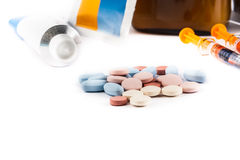 Pharmaceuticals Stock Images