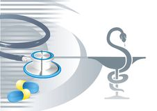 Pharmacie illustration libre de droits