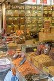 Pharmacie de chinois traditionnel Image libre de droits