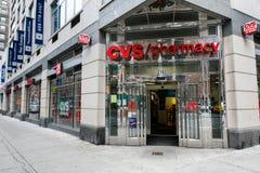 PHARMACIE DE CVS Photos stock