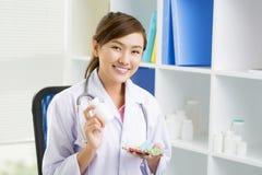 Pharmacien Image libre de droits