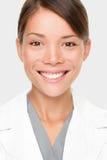 Pharmacienne de femme Photographie stock