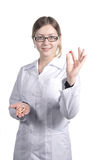 Pharmacist Stock Image