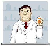 Pharmacist Stock Photo