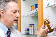Pharmacist Royalty Free Stock Photo