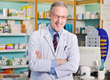 Pharmacist Royalty Free Stock Photos
