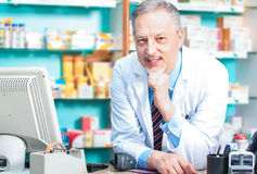 Pharmacist Royalty Free Stock Images