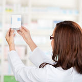 Pharmacist chemist Royalty Free Stock Photography