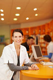 Pharmacist portrait Royalty Free Stock Photos