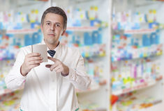 Pharmacy Royalty Free Stock Photography