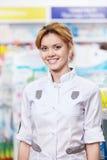 At the pharmacy Stock Photos