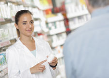 Pharmacy Royalty Free Stock Images