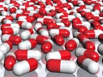 Pharmacy background Royalty Free Stock Image